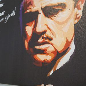 Tablou Canvas Don Corleone 2.1