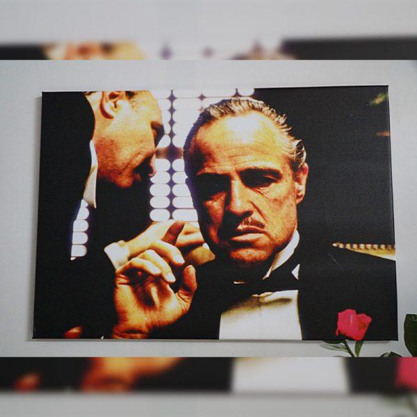 Tablou Canvas Don Corleone