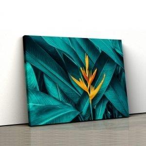 tablou canvas flori tropicale landscape main Recovered