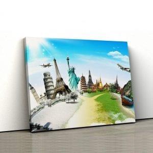 tablou canvas landscape main 107