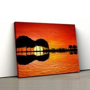 tablou canvas landscape main 114