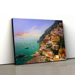 tablou canvas landscape main 79