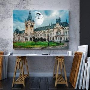 tablou canvas landscape mare birou 131