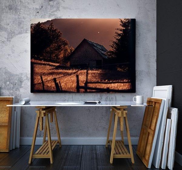 tablou canvas landscape mare birou 134