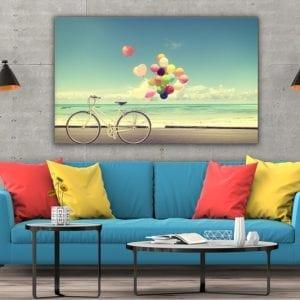 tablou canvas mare landscape camera 106