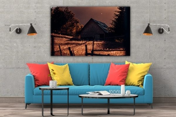 tablou canvas mare landscape camera 135