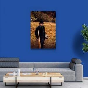tablou canvas portret camera 64