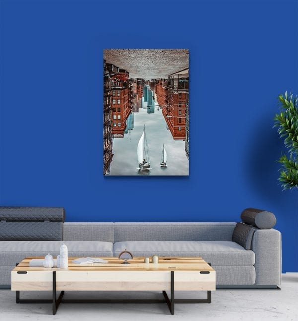 tablou canvas portret camera 69
