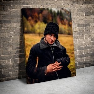 tablou canvas portret main 61