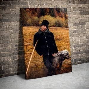 tablou canvas portret main 63