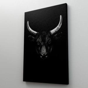 tablou canvas portret mediu perete 10