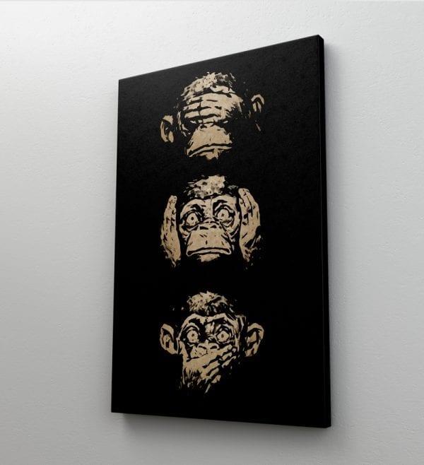 tablou canvas portret mediu perete 28