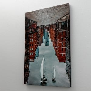 tablou canvas portret mediu perete 69
