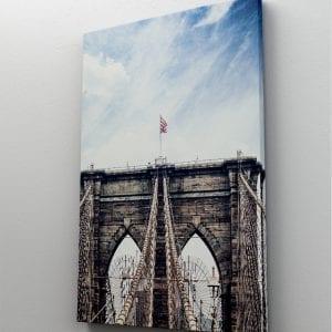 1 tablou canvas Brooklyn Bridge NY