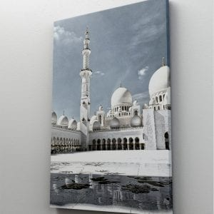 1 tablou canvas Sheikh Grand Mosque