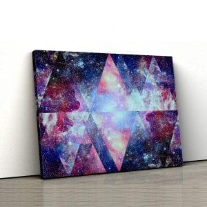 1 tablou canvas Spatiu Abstract