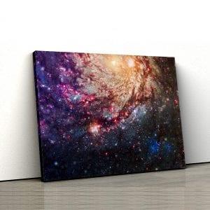 1 tablou canvas Universul Vizibil