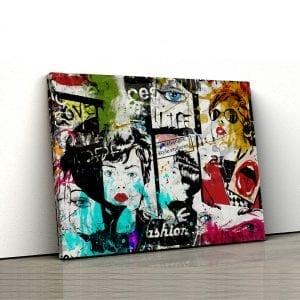 Tablou canvas Fashion art 1