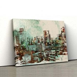 tablou canvas landscape main 21