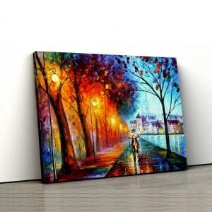 tablou canvas landscape main 39