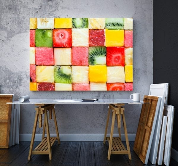 tablou canvas landscape mare birou 105