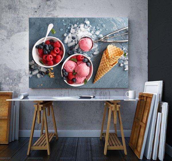 tablou canvas landscape mare birou 108