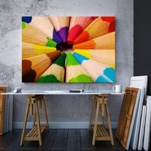 tablou canvas landscape mare birou 91