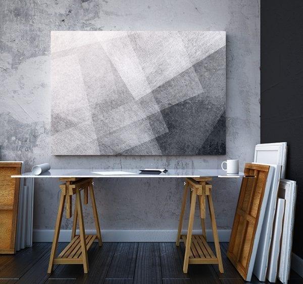 tablou canvas landscape mare birou Tablou canvas abstract pattern