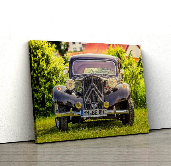 1 tablou canvas 1955 Citroen 11 BL Traction Avant
