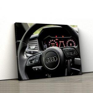 1 tablou canvas Audi A1 Sportback Second generation