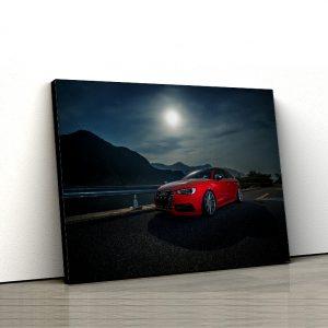 1 tablou canvas Audi A3
