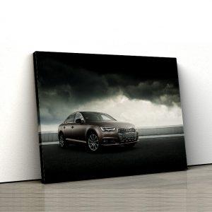 1 tablou canvas Audi A4 B9