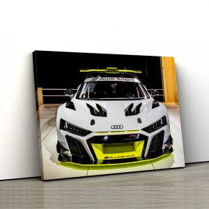 1 tablou canvas Audi R8 LMS GT2 race car