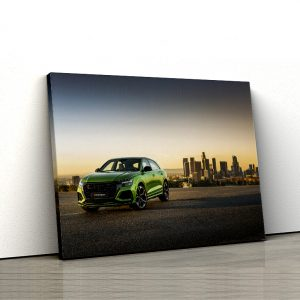 1 tablou canvas Audi RS Q8
