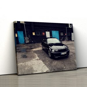 1 tablou canvas BMW 3 series E46 330 Ci