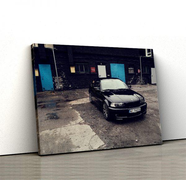 1 tablou canvas BMW 3 series E46 330 Ci