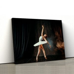 1 tablou canvas Ballerina on stage