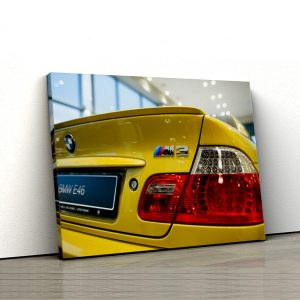 1 tablou canvas Bmw M3 E46