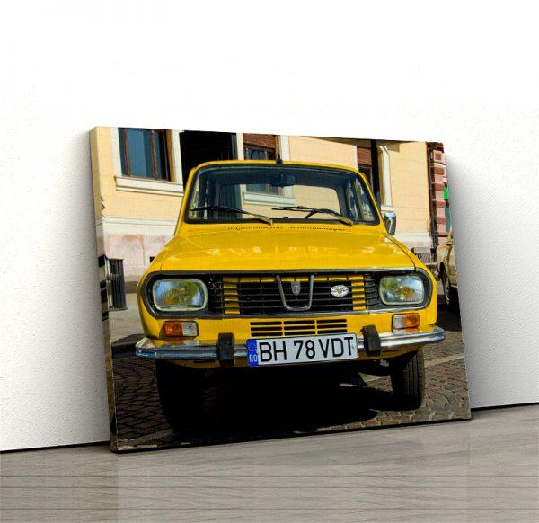 1 tablou canvas Dacia 1300
