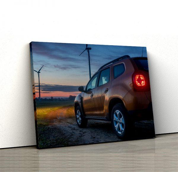 1 tablou canvas Dacia Duster