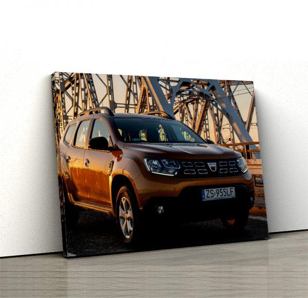 1 tablou canvas Dacia Duster SUV