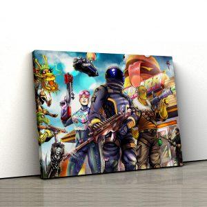 1 tablou canvas Fortnite Champions