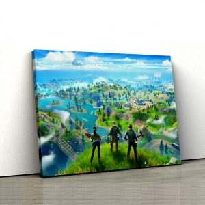 1 tablou canvas Fortnite Chapter 2