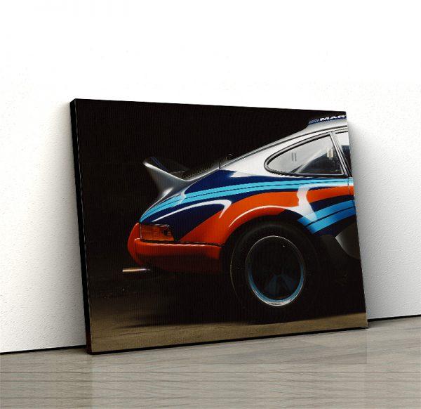 1 tablou canvas Martini racing Porsche 911