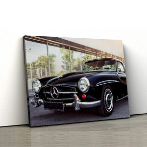1 tablou canvas Mercedes Benz 190 sl
