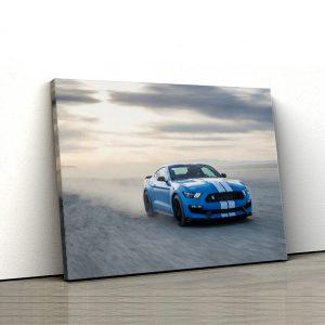 1 tablou canvas Mustang car
