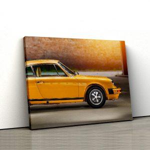 1 tablou canvas Porsche 911