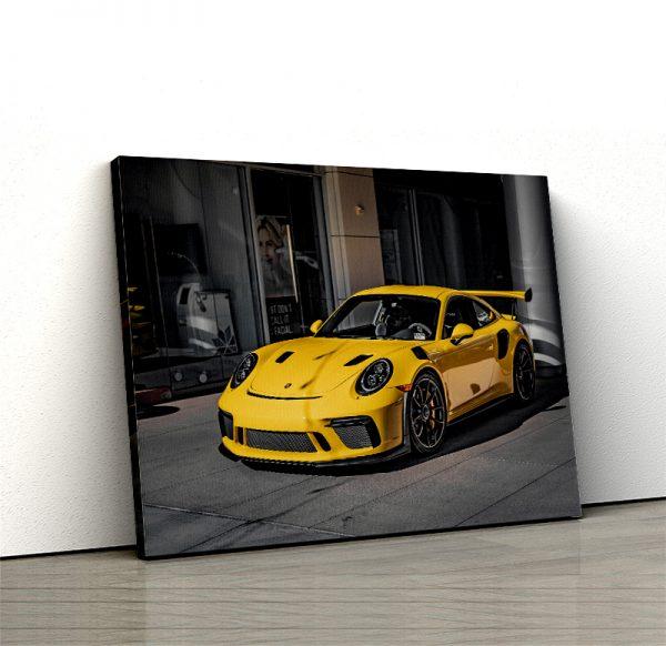 1 tablou canvas Porsche 911 GT2RS