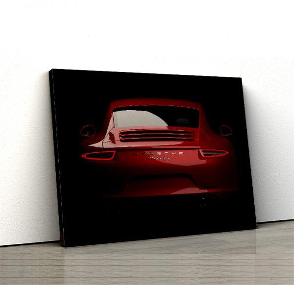 1 tablou canvas Porsche 911 carrera turbo
