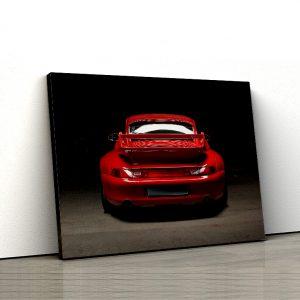 1 tablou canvas Porsche 911 clasic 2